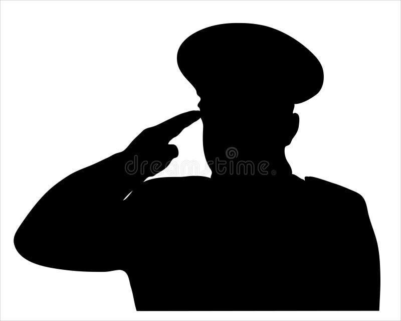 wojskowy ilustracji