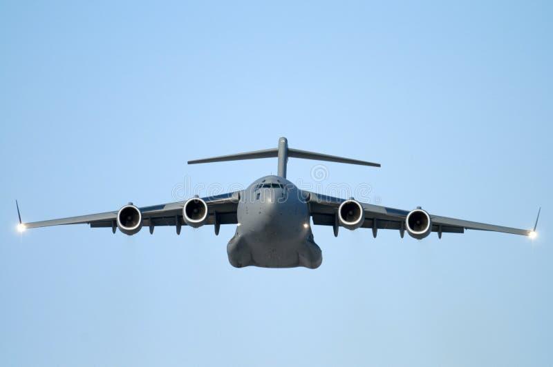 Wojskowy Odtransportowywa zdjęcie stock