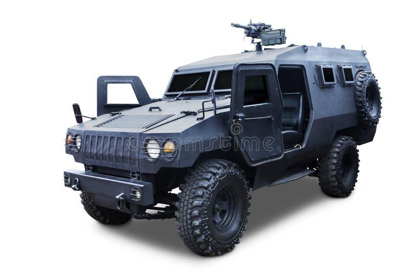 Wojskowy Przewozi samochodem zdjęcie royalty free