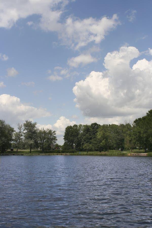 wokół rzeki zdjęcia stock