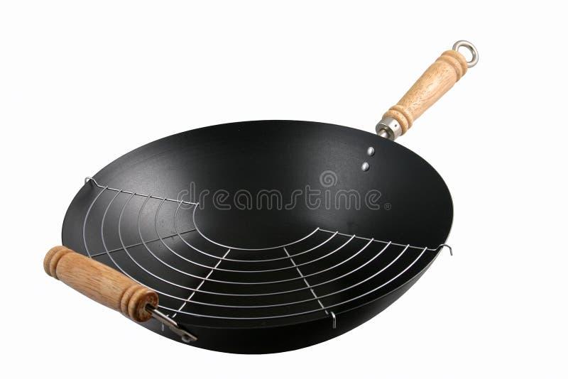 wok στοκ εικόνες με δικαίωμα ελεύθερης χρήσης