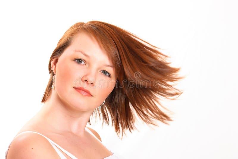 Download Wokoło Zamazany Dziewczyny Włosy Dosyć Nastoletni Obraz Stock - Obraz złożonej z kolor, osoba: 13334409