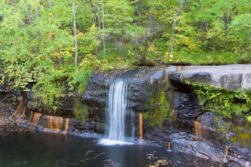 Wolf Creek Falls imagen de archivo