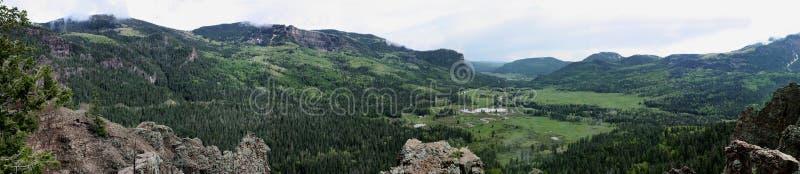 Wolf Creek Pass imagenes de archivo