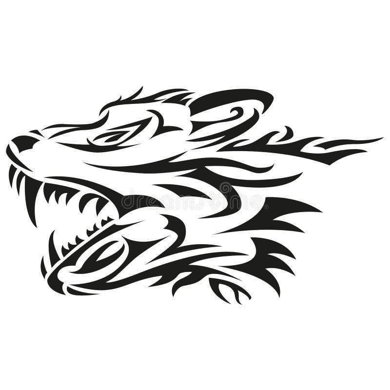 Wolf Head foto de archivo