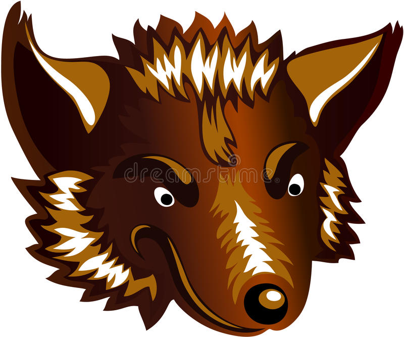 Download Wolf's Head Royalty Free Stock Photo - Image: 22546115