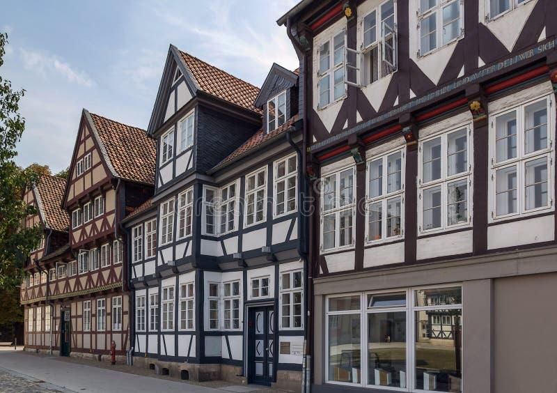 Wolfenbuttel, Niemcy zdjęcia stock