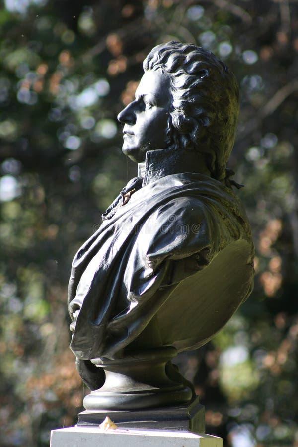 Wolfgang Amadeus Mozart stockfotografie