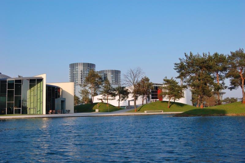 Wolfsburg, Alemania fotos de archivo