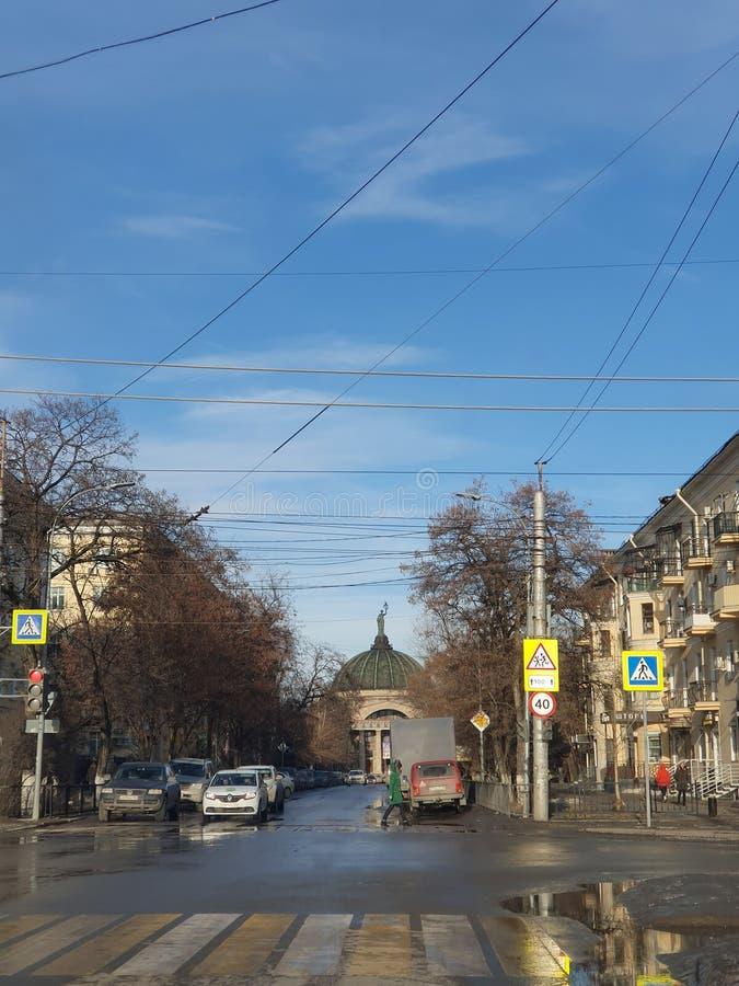 wolgagrad stockbild