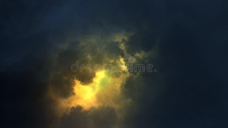 wolk royalty-vrije stock afbeeldingen