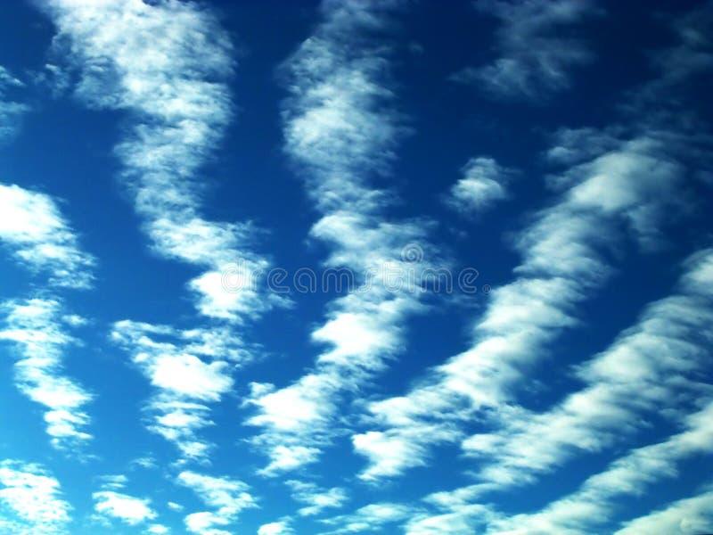 Wolke In Der Perspektive Stockfotos