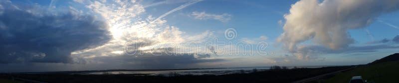 Wolke im der lizenzfreie stockfotos