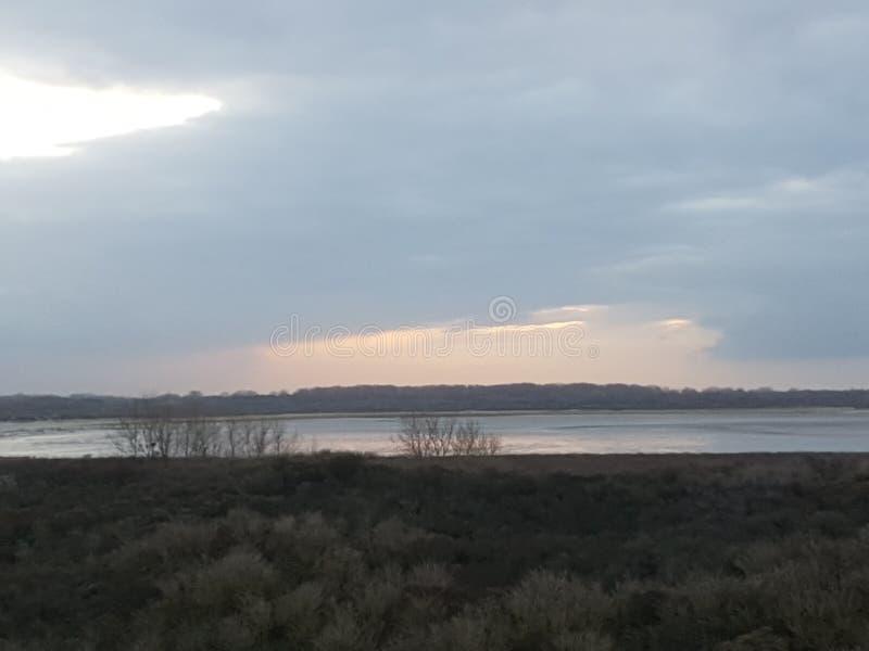 Wolke sehen herein 2 lizenzfreies stockbild