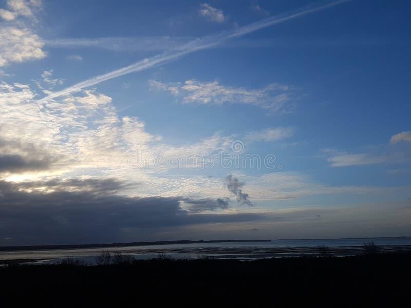 Wolke sehen herein 2 stockbild
