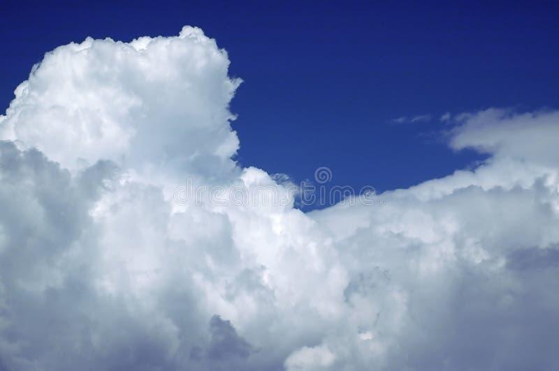 Wolken stockbild