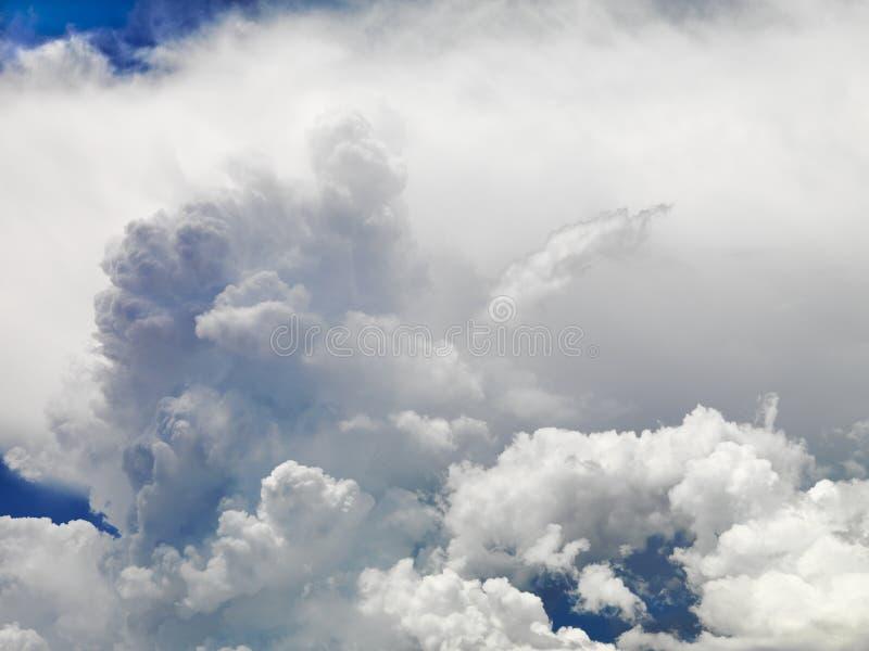 Wolken. stockfotos