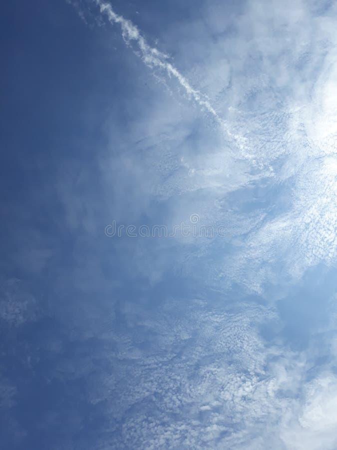 Wolken, die Spaß haben stockfotos