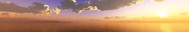 Wolken en zon, mooie hemel met wolken stock foto's