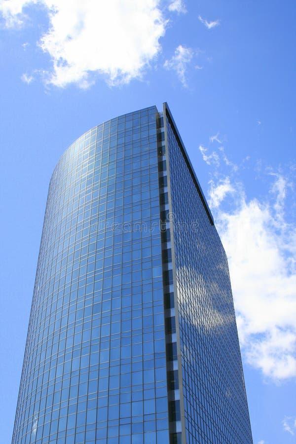 Wolken-Reflexionen lizenzfreies stockfoto