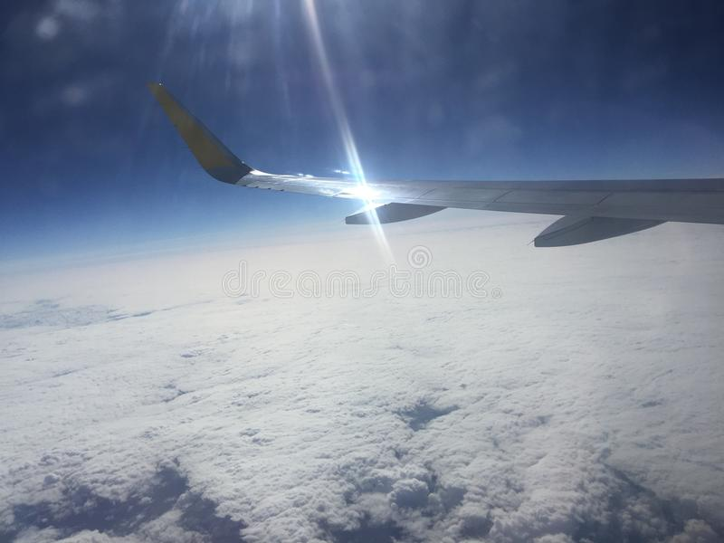 Wolken-Träume lizenzfreie stockbilder