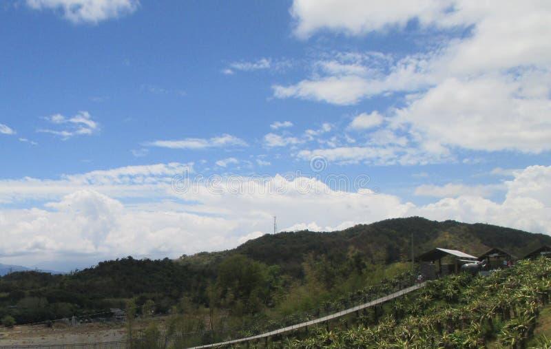 Wolken und Himmel lizenzfreie stockbilder