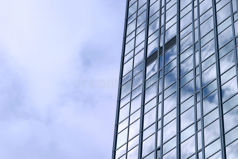 Download Wolkenkrabber stock afbeelding. Afbeelding bestaande uit shopping - 40143