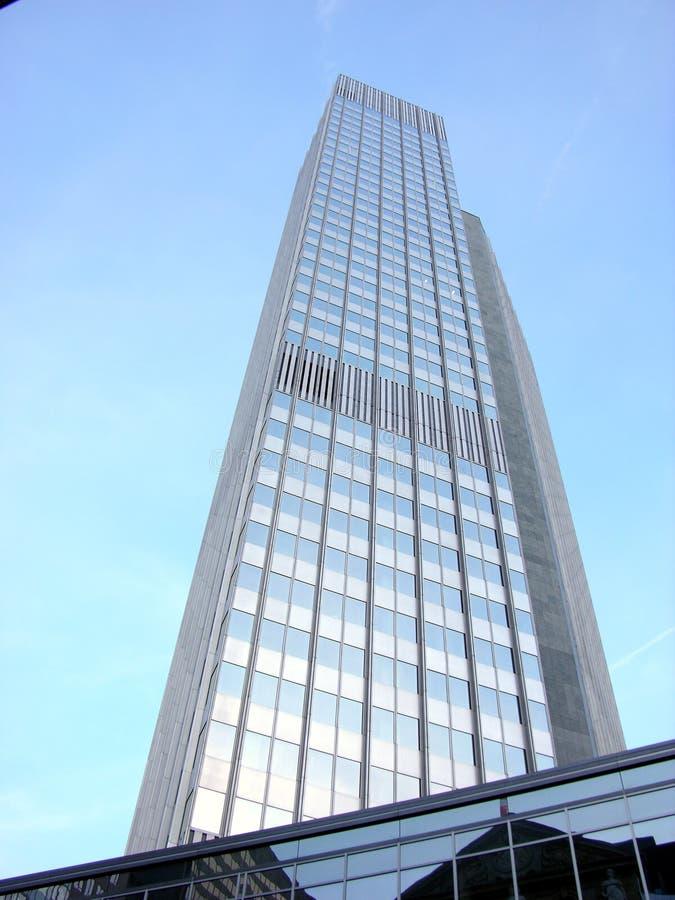 Wolkenkrabber stock fotografie