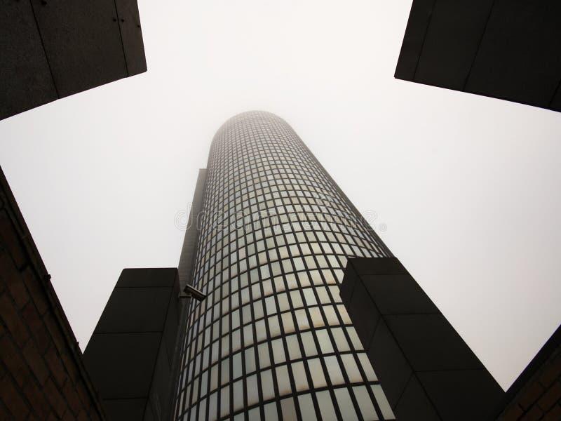 Wolkenkrabber die tot de Hemel toenemen
