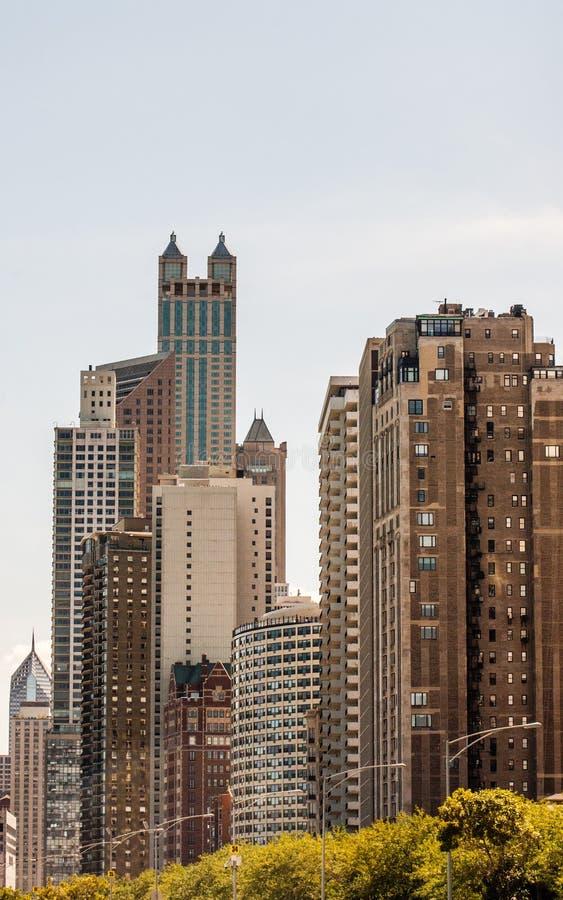 Download Wolkenkratzer stockfoto. Bild von grenzstein, amerika - 26350928