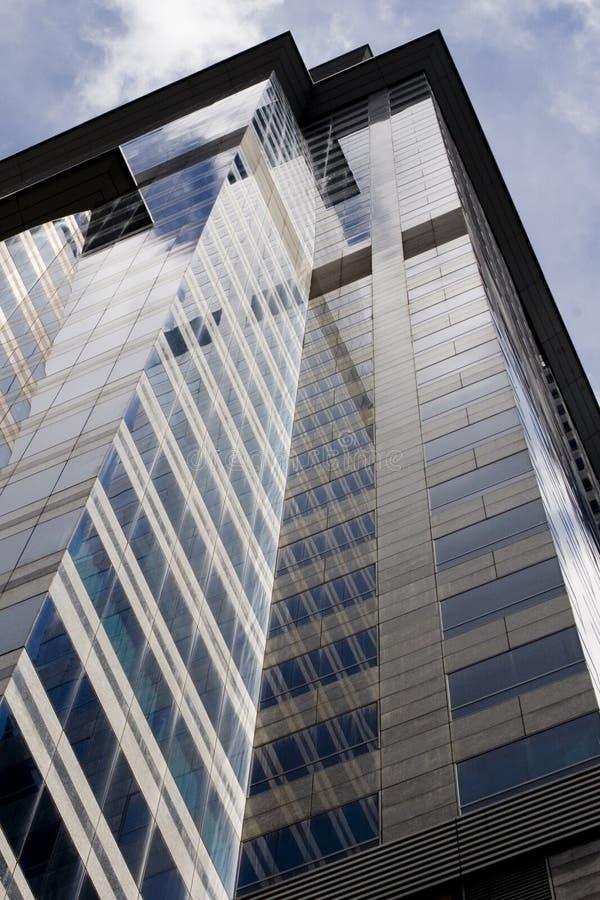 Wolkenkratzer #6 lizenzfreies stockbild