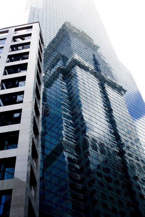 Wolkenkratzer #7 lizenzfreie stockfotos