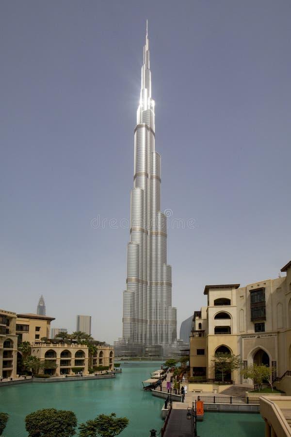 Wolkenkratzer Dubai lizenzfreie stockfotografie
