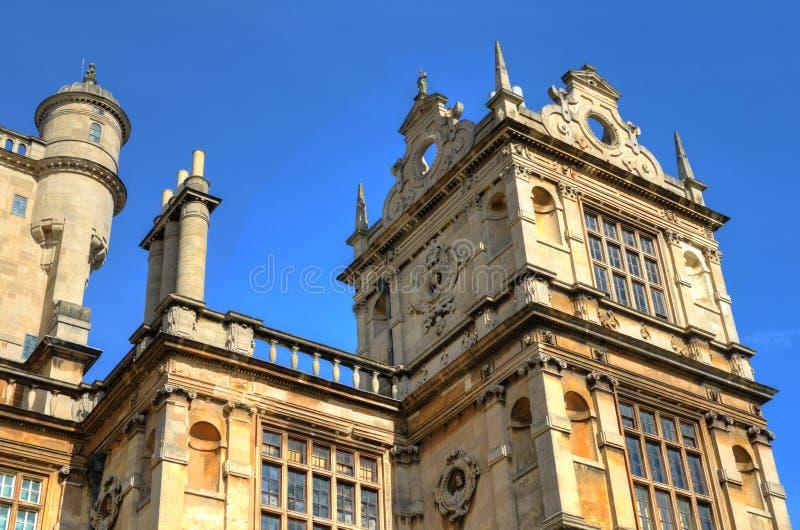 Wollaton Hall and Park Nottingham Nottingham, UK, England royalty free stock photos
