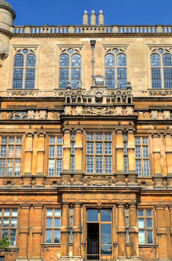 Wollaton Hall and Park Nottingham Nottingham, UK, England royalty free stock photography