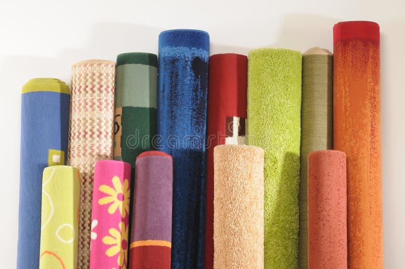 Wolldecken lizenzfreies stockfoto