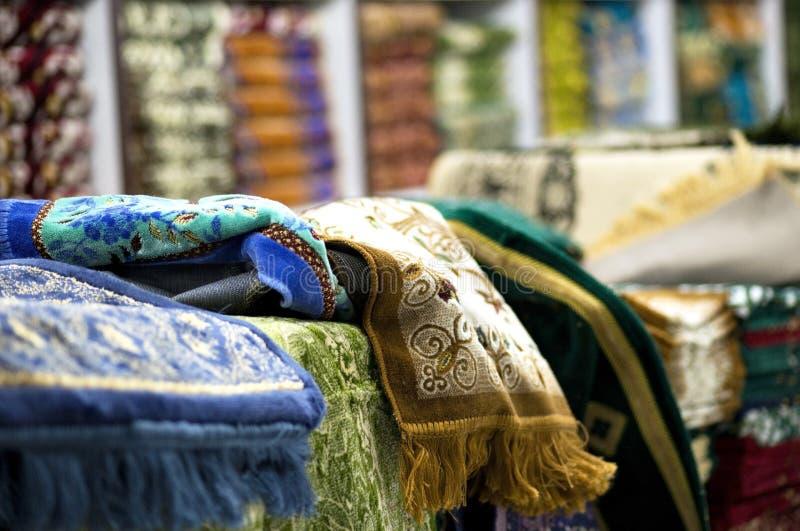 Wolldecken stockfotografie