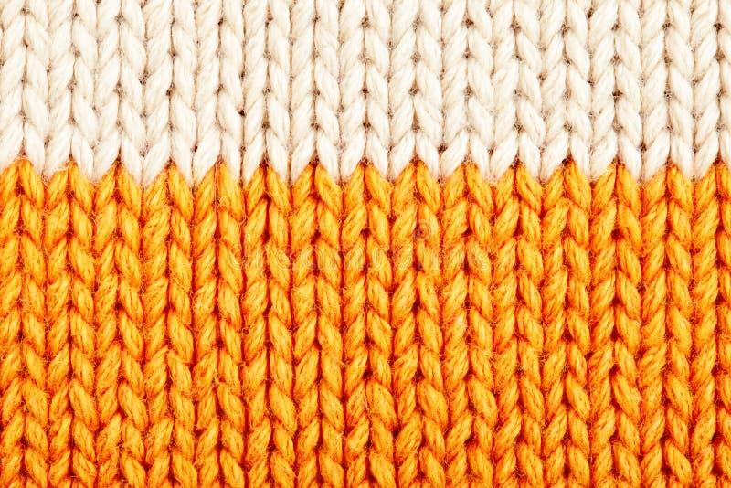 Wollen textuur stock afbeelding