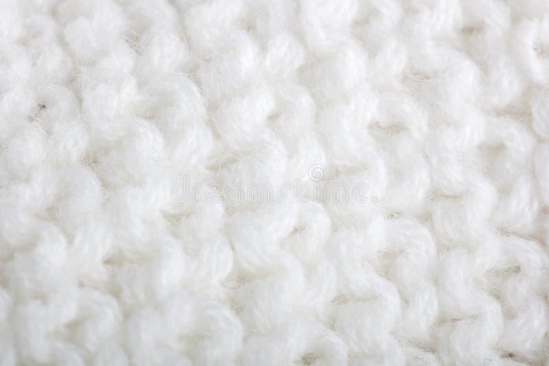 Wollen textuur stock foto