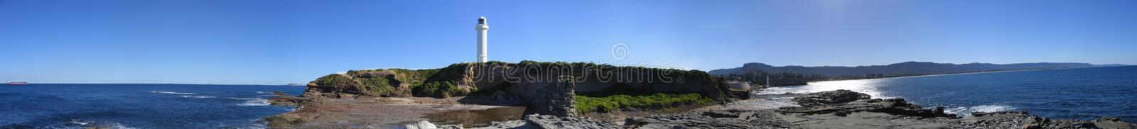 Wollonggon Lighthouse royalty free stock images