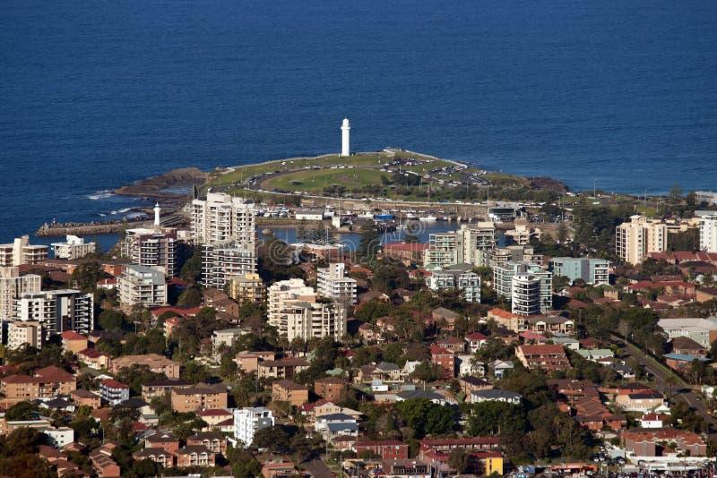 Download Wollongong City And Suburbs Stock Photo - Image: 23520912