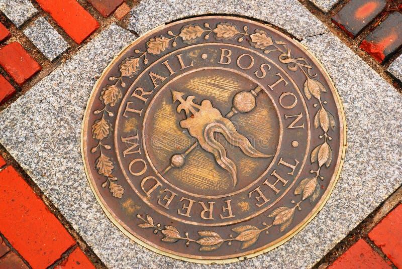 Wolność śladu markier, Boston fotografia royalty free