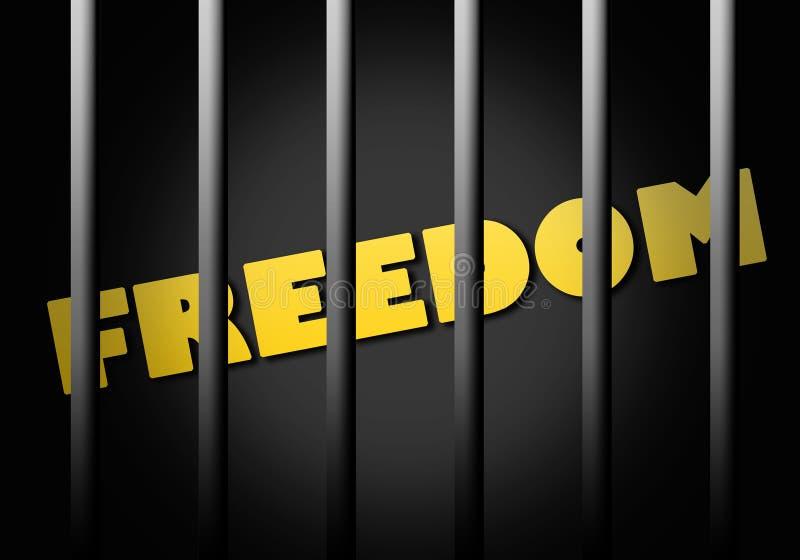 wolność ilustracja wektor