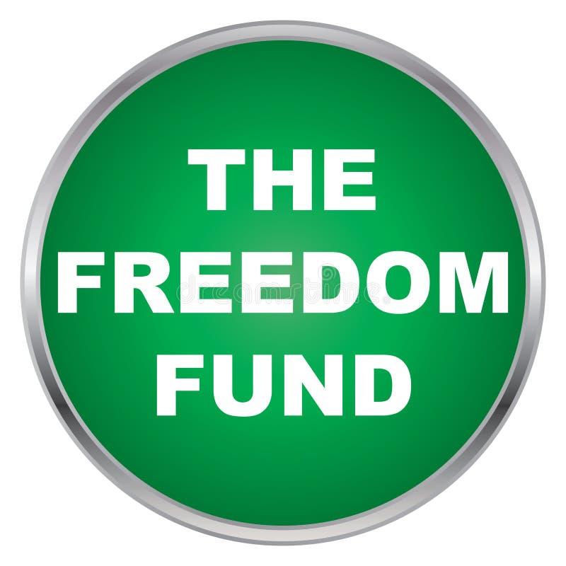 Wolność fundusz ilustracji