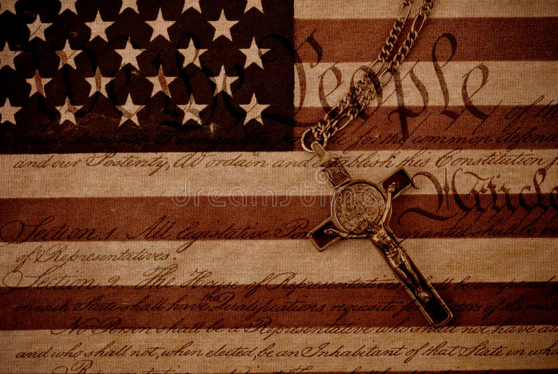 wolności religia zdjęcie stock