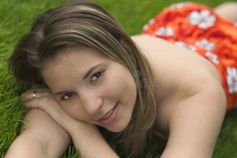 Download Woman stock image. Image of women, teens, pretty, smile - 119099