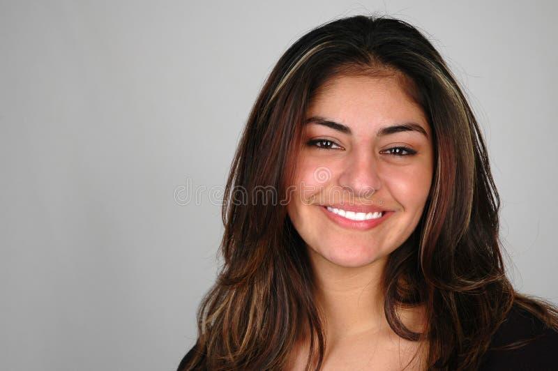 Woman-16 Casuale Fotografia Stock Libera da Diritti