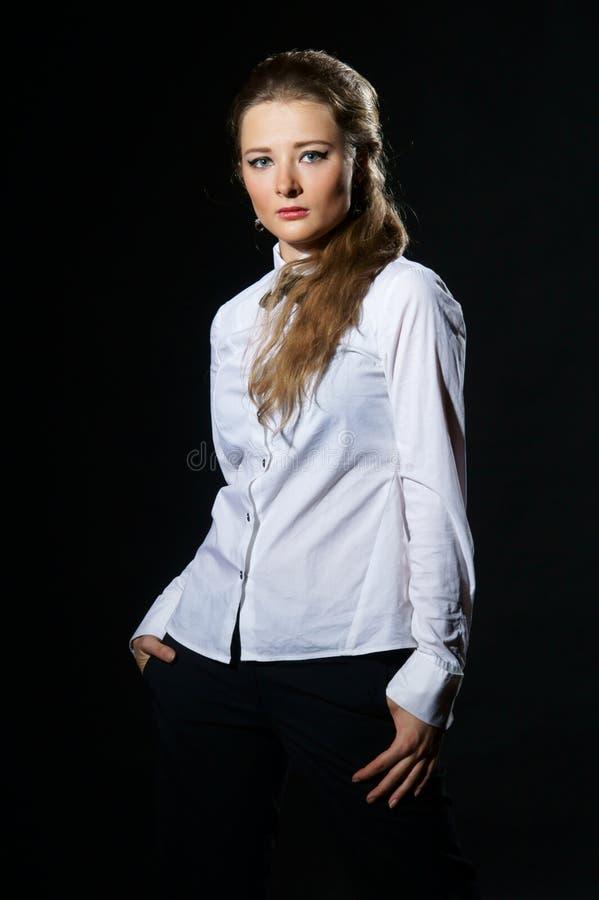 Woman royalty free stock photos