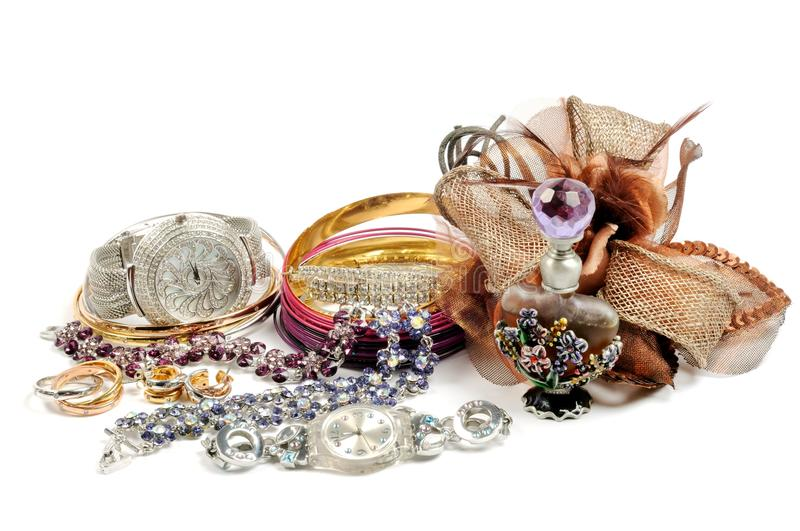 Woman accessory royalty free stock photo