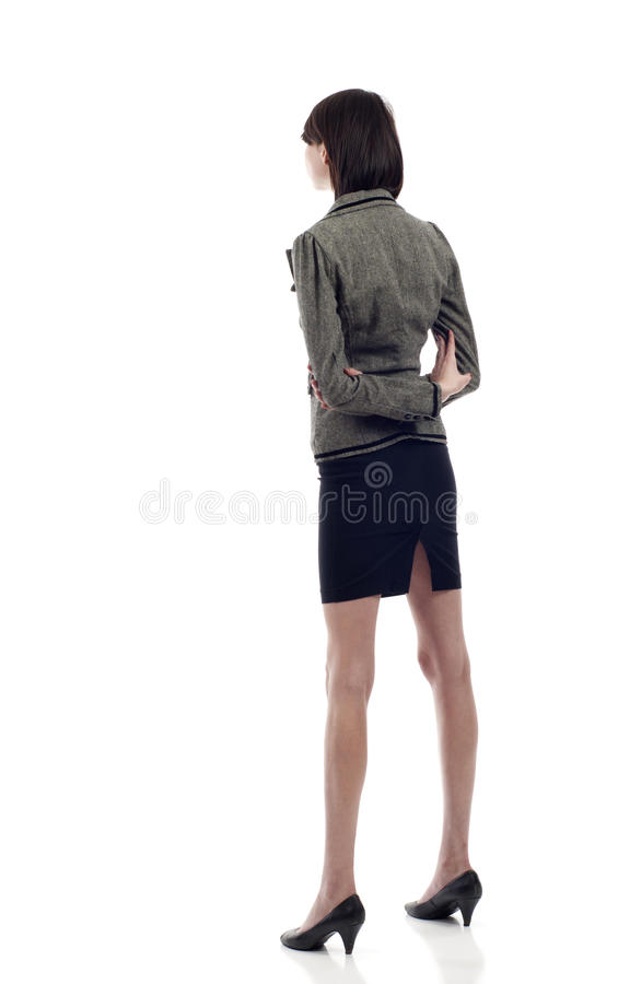 Download Woman from the Back stock image. Image of feminine, female - 21433403